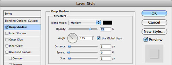 Add Photoshop Blending Styles
