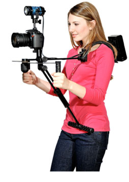 DSLR Video Stabilizer Mount