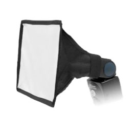 On-Camera Flash Diffuser