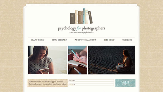 Psychology For Photographers - Jenika McDavitt