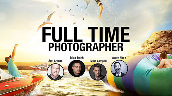 Full Time Photographer - Josh Rossi