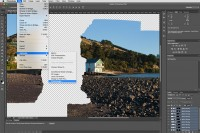 How To Make A Panorama In Photoshop